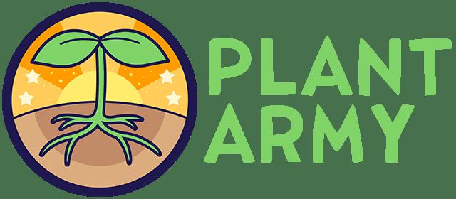Plant Army Logo
